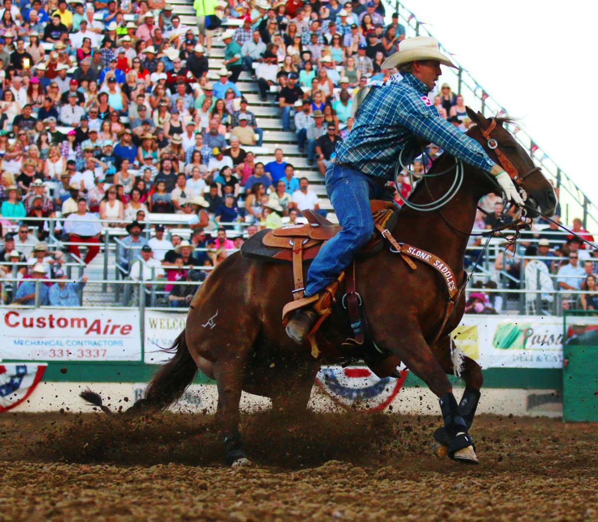 Reno Rodeo - Short-Go Team Roping | | elkodaily com