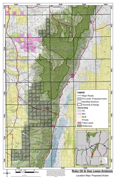 Ruby Mountain land lease comment period extended