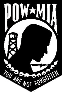 POW/MIA to remember the lost
