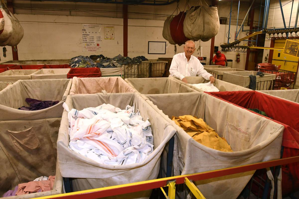 Celebrating 60 years in commercial laundry