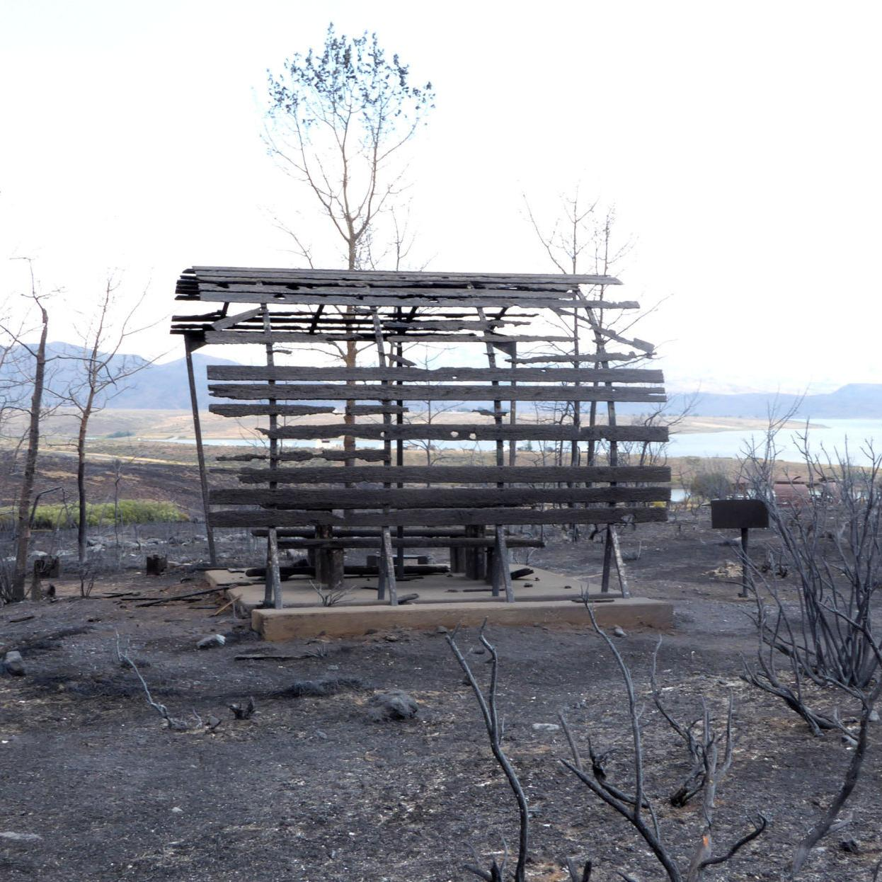 Wildhorse Campground closed due to fire damage | News