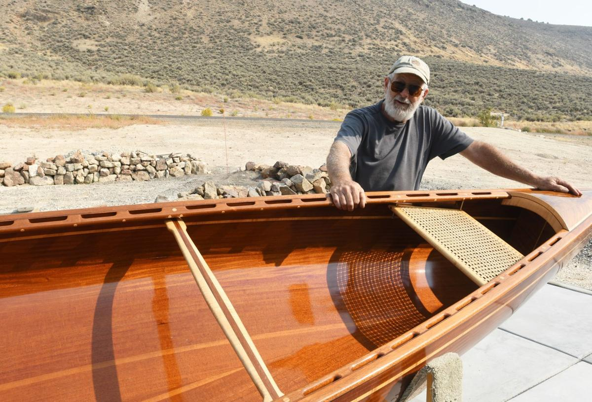 Crafting a canoe