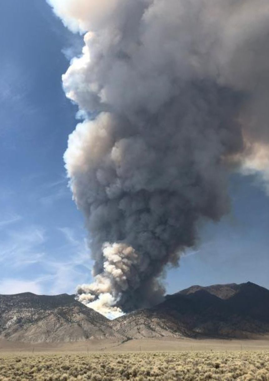 Storms Bring Wind Fire Danger To Northeastern Nevada Local Elkodaily Com