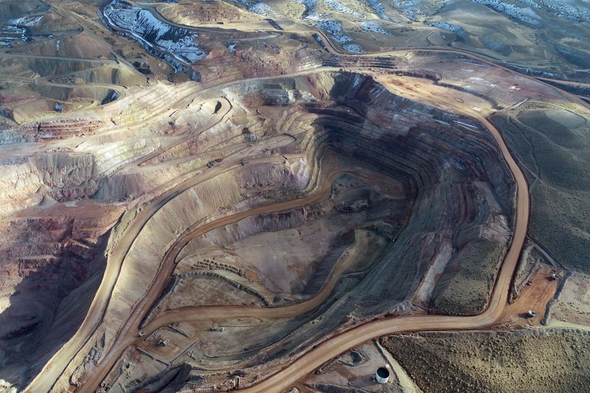 Florida Canyon Mine