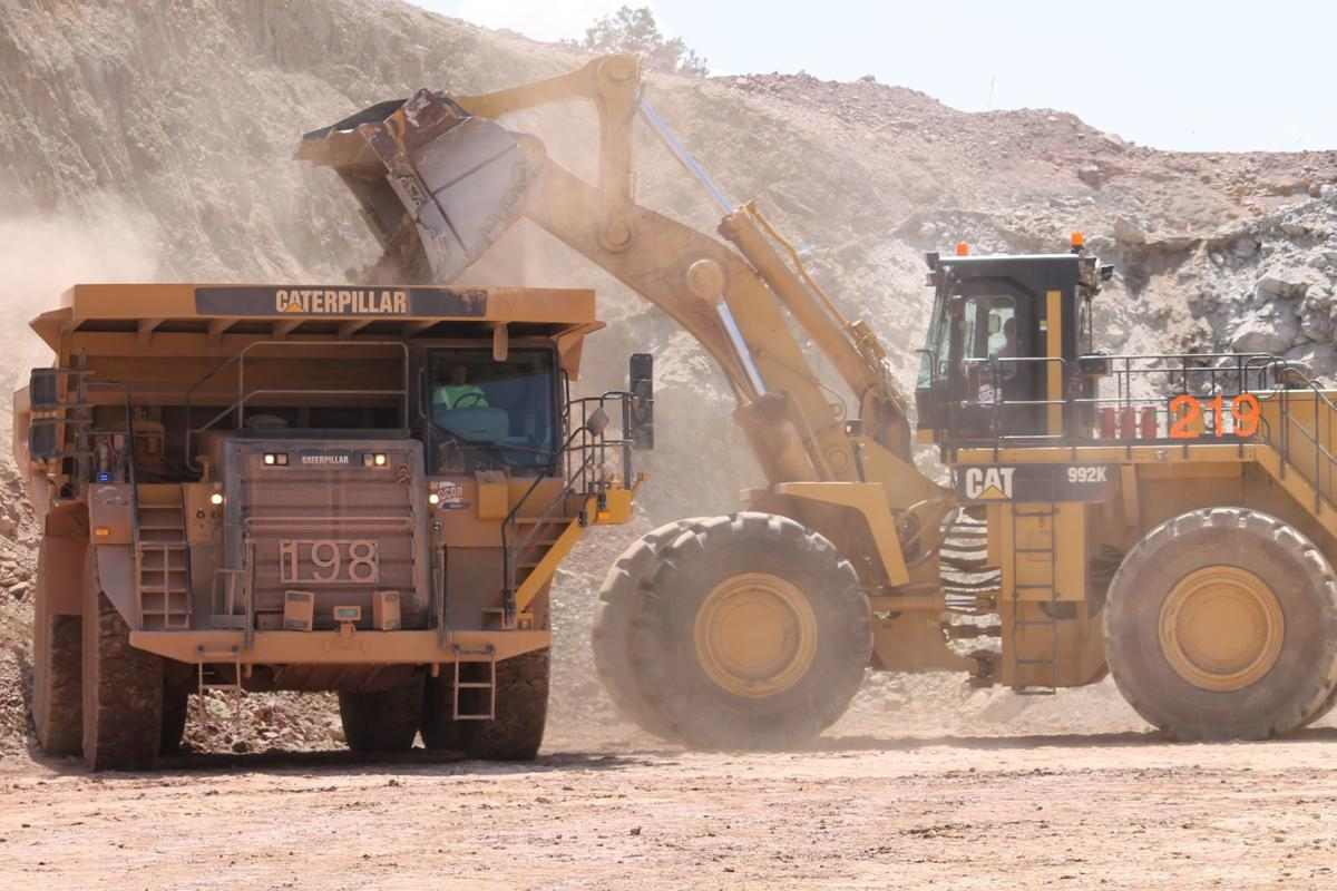 Flagship mine points to future for Fiore Gold