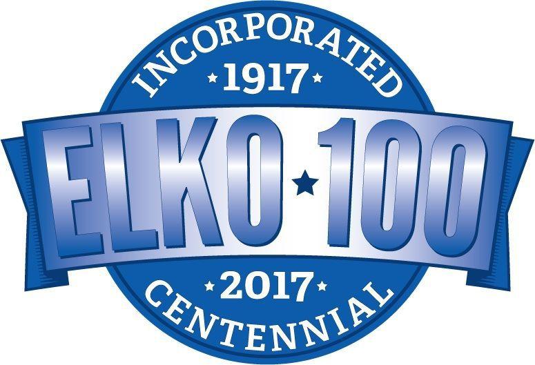 Elko 100 logo