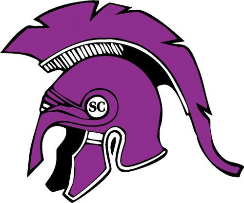 Spring Creek Spartans logo