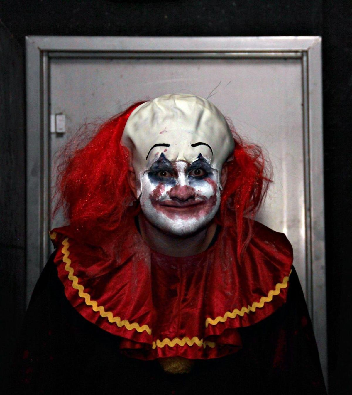Haunted house delivers thrills, chills and clowns