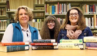 Great Basin College's poets published in new anthology