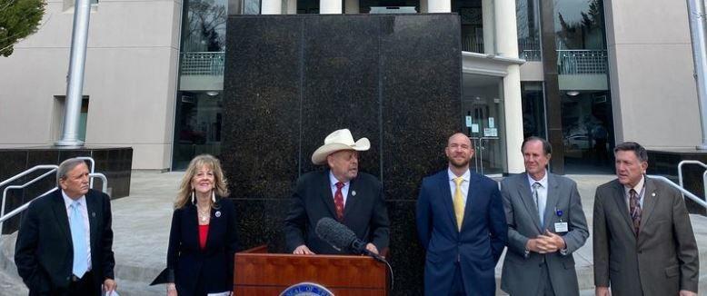 Nevada Legislative Freedom Caucus