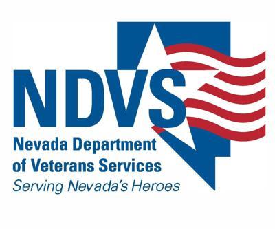 Nevada Dept. of Veteran Services logo