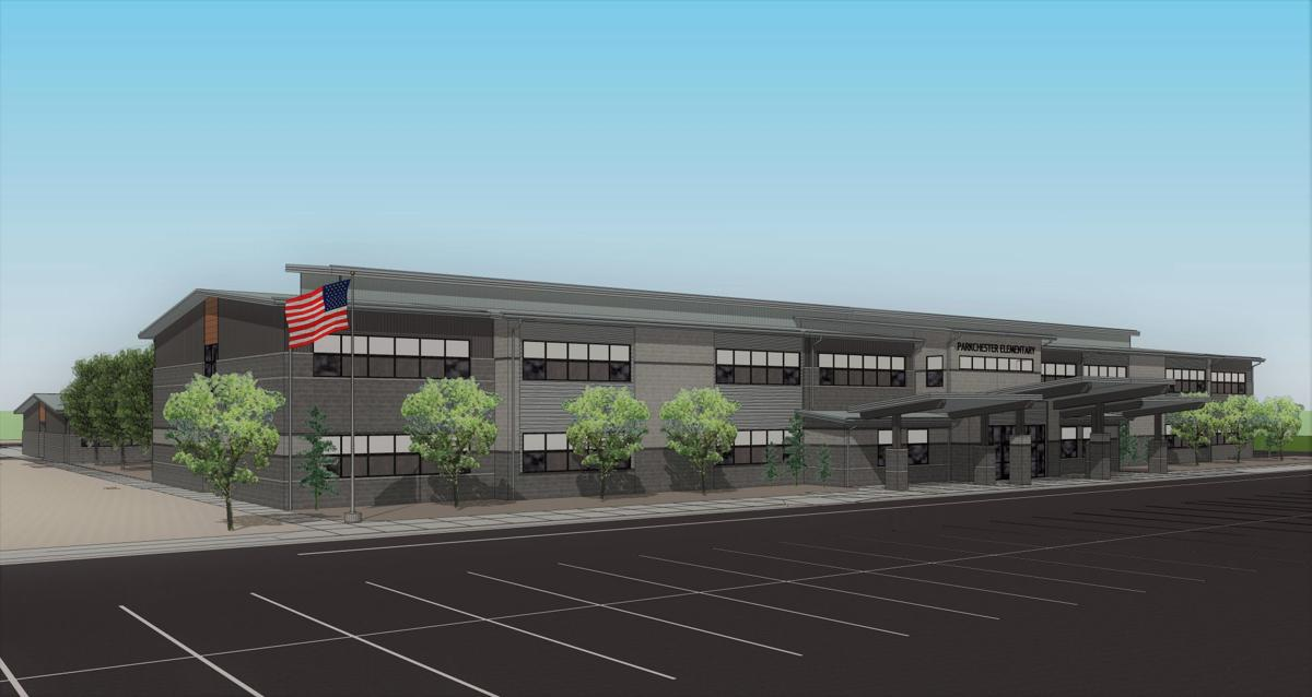 New elementary school design for Parkchester School