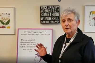 Vitality Unlimited CEO Ester Quilici