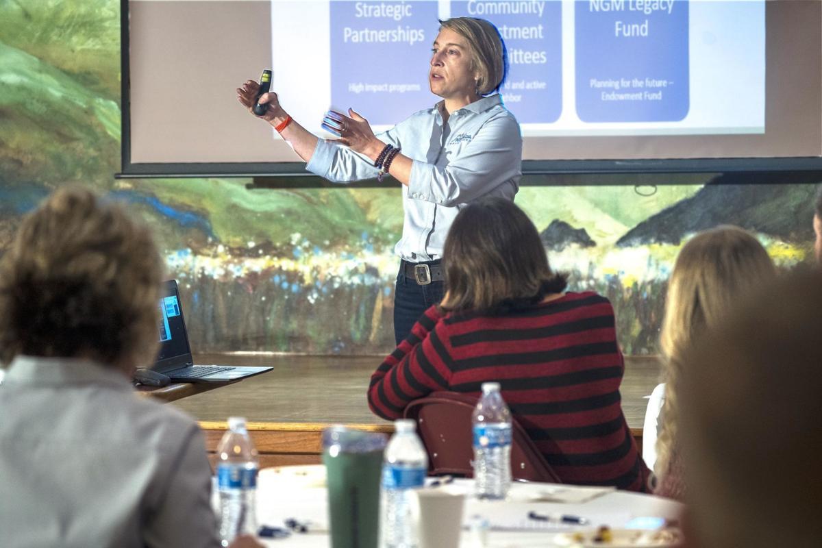 NGM Social Investment - Rebecca Darling at Folklife Center