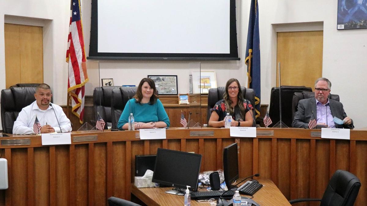 Elko County School Board Forum