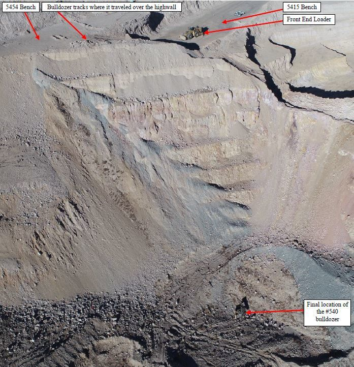 Mining fatality