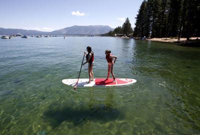 Beach Cleanup Lake Tahoe