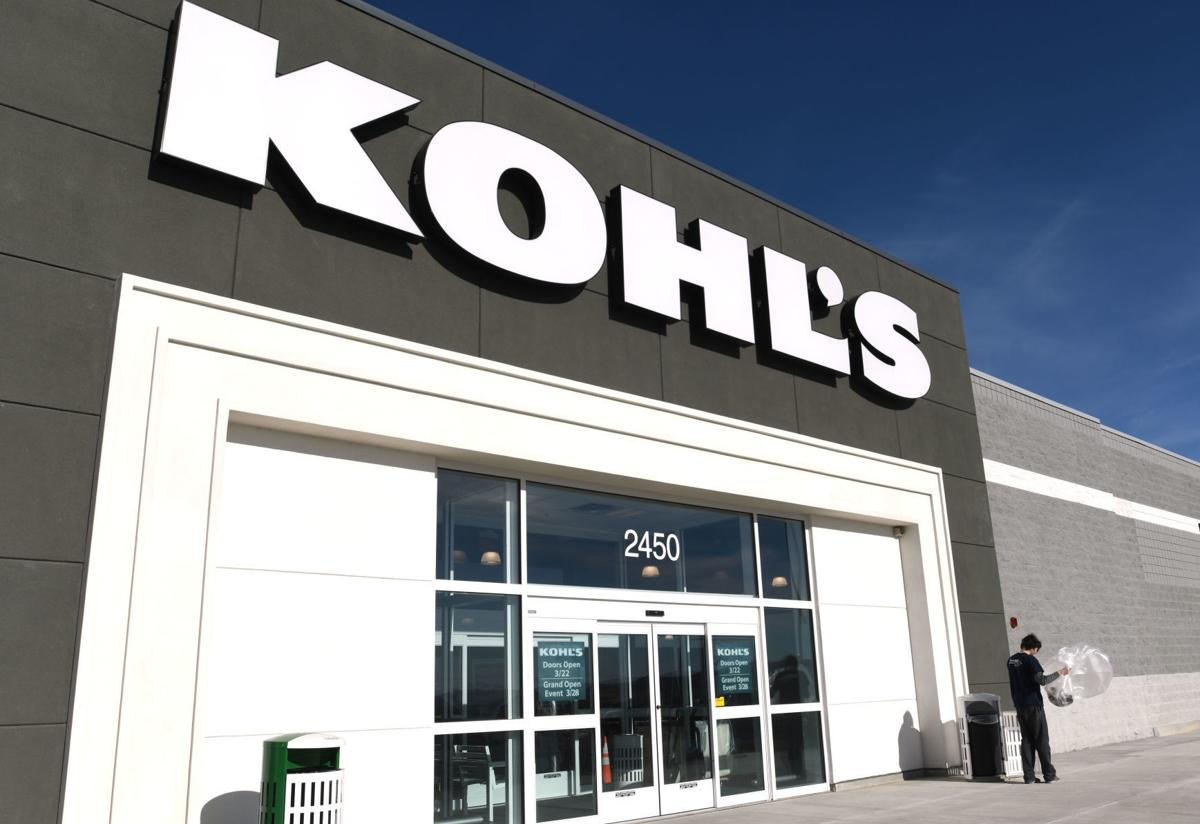 Kohl's to open March 22