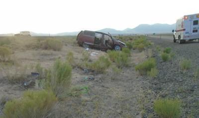 Fatal crash on Interstate 80
