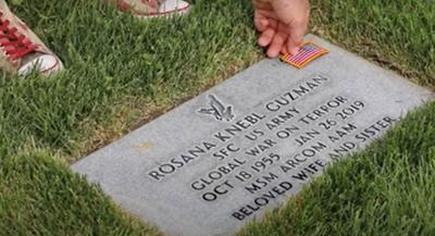 Nevada virtual Memorial Day service