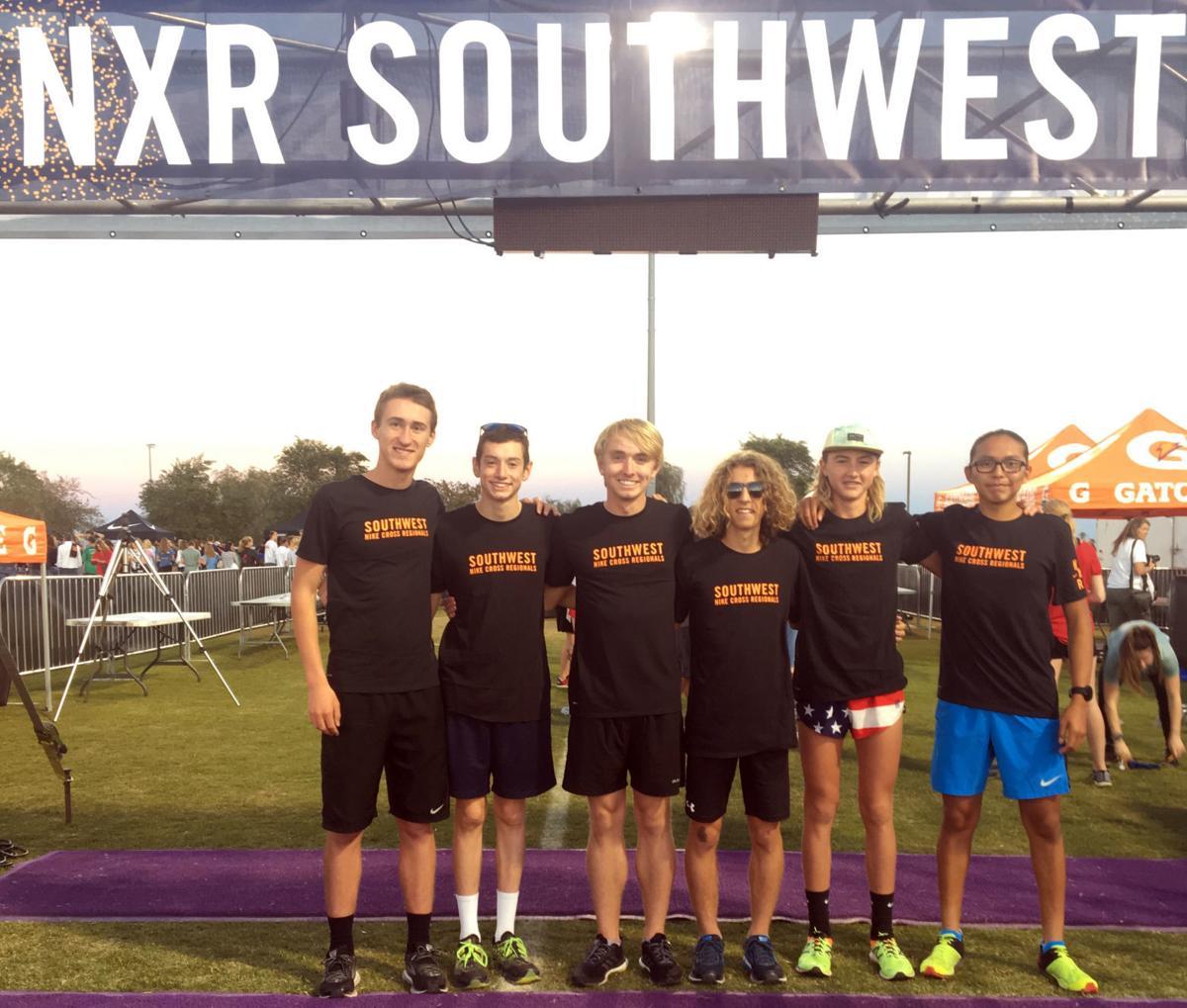 Ruby Mountain Running Club -- Boys