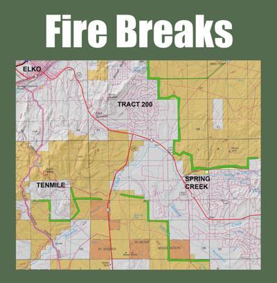 Spring Creek Braces For Fire Season Local Elkodaily Com