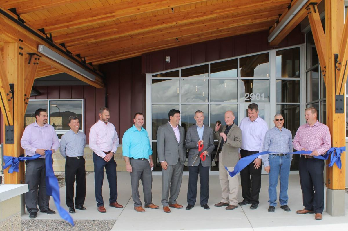 Southwest Gas opens Elko facility