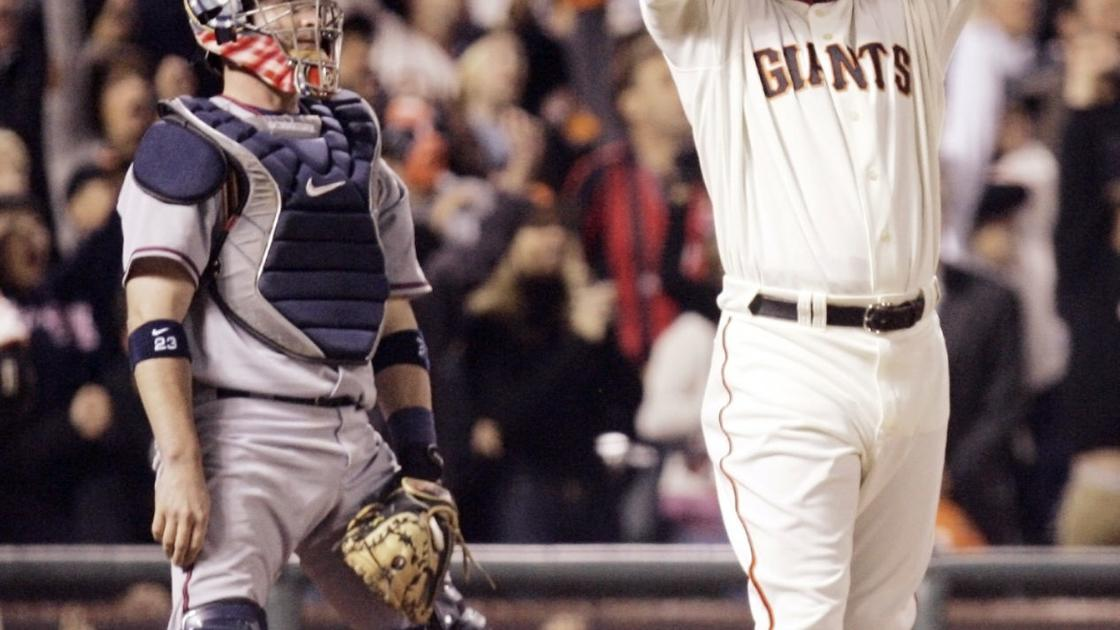 2d2356bb6 Giants to retire Barry Bonds  No. 25 jersey in August