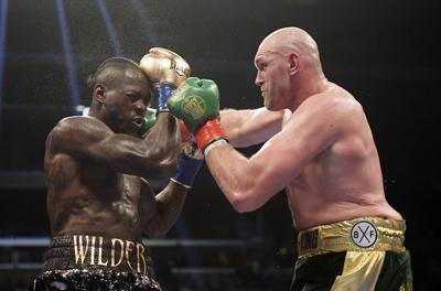 Wilder Fury Boxing
