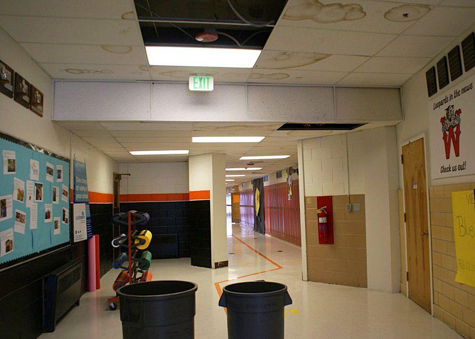 Wells High School