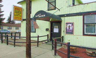 Mona's Ranch license suspended