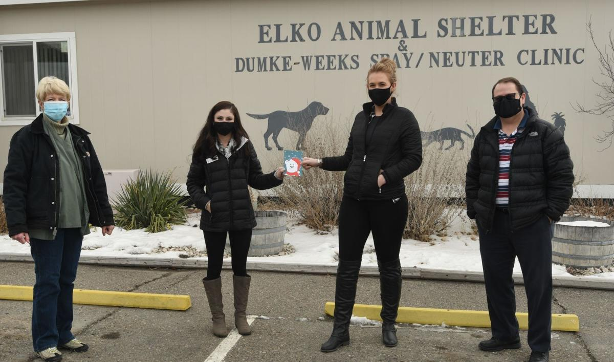 Elko Animal Shelter receives donations