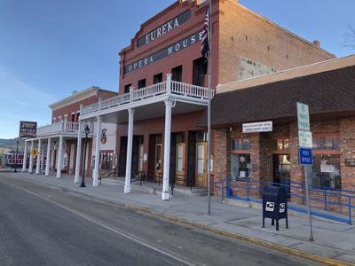 Eureka downtown