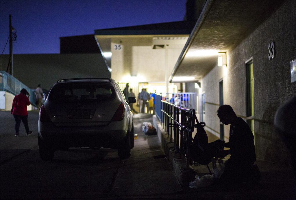 Homeless Camping Ban Vegas