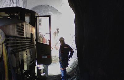 Turquoise Ridge Mine