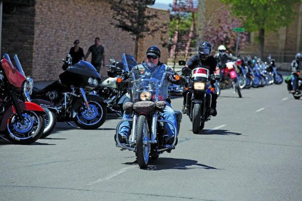2013 Motorcycle Jamboree Photo