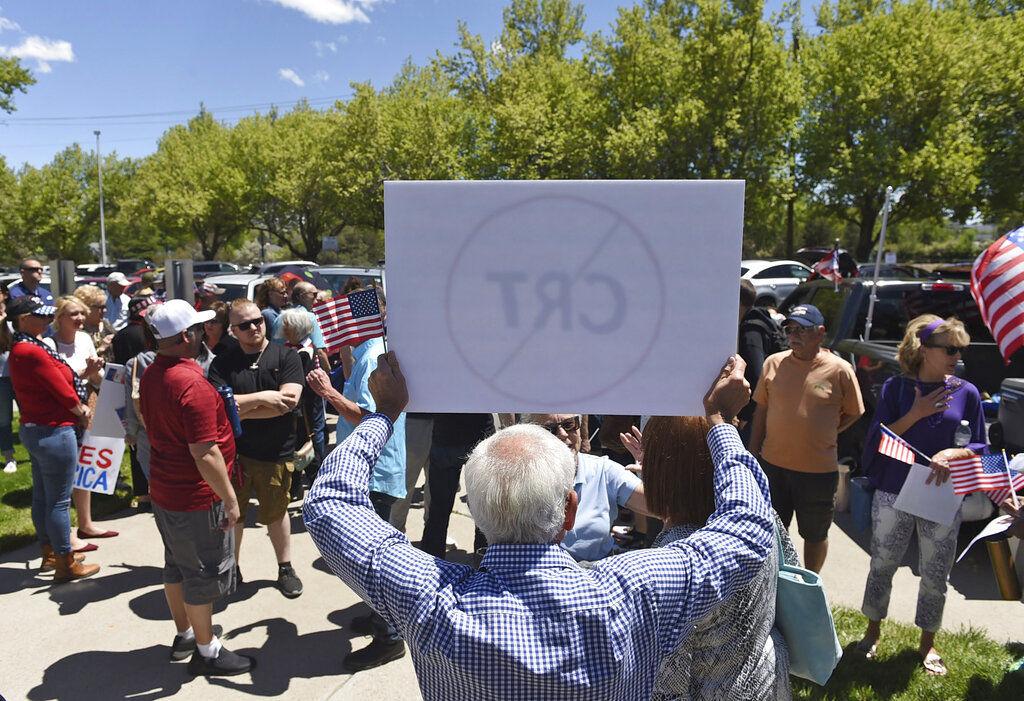 Nevada Schools Critical Race Theory