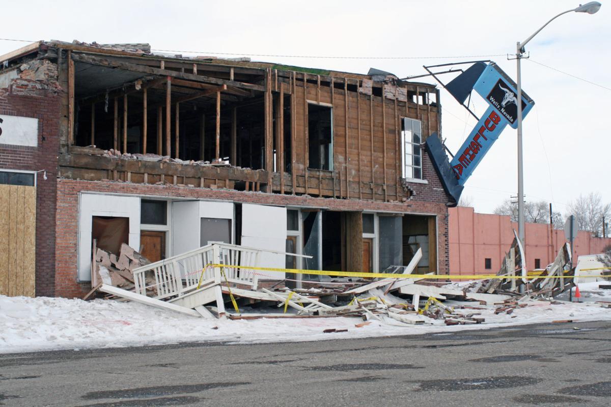 Wells earthquake