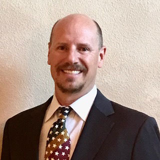 Nevada Dental Association President Mark Funke