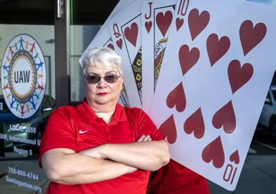Second-hand Smoke Nevada Casinos
