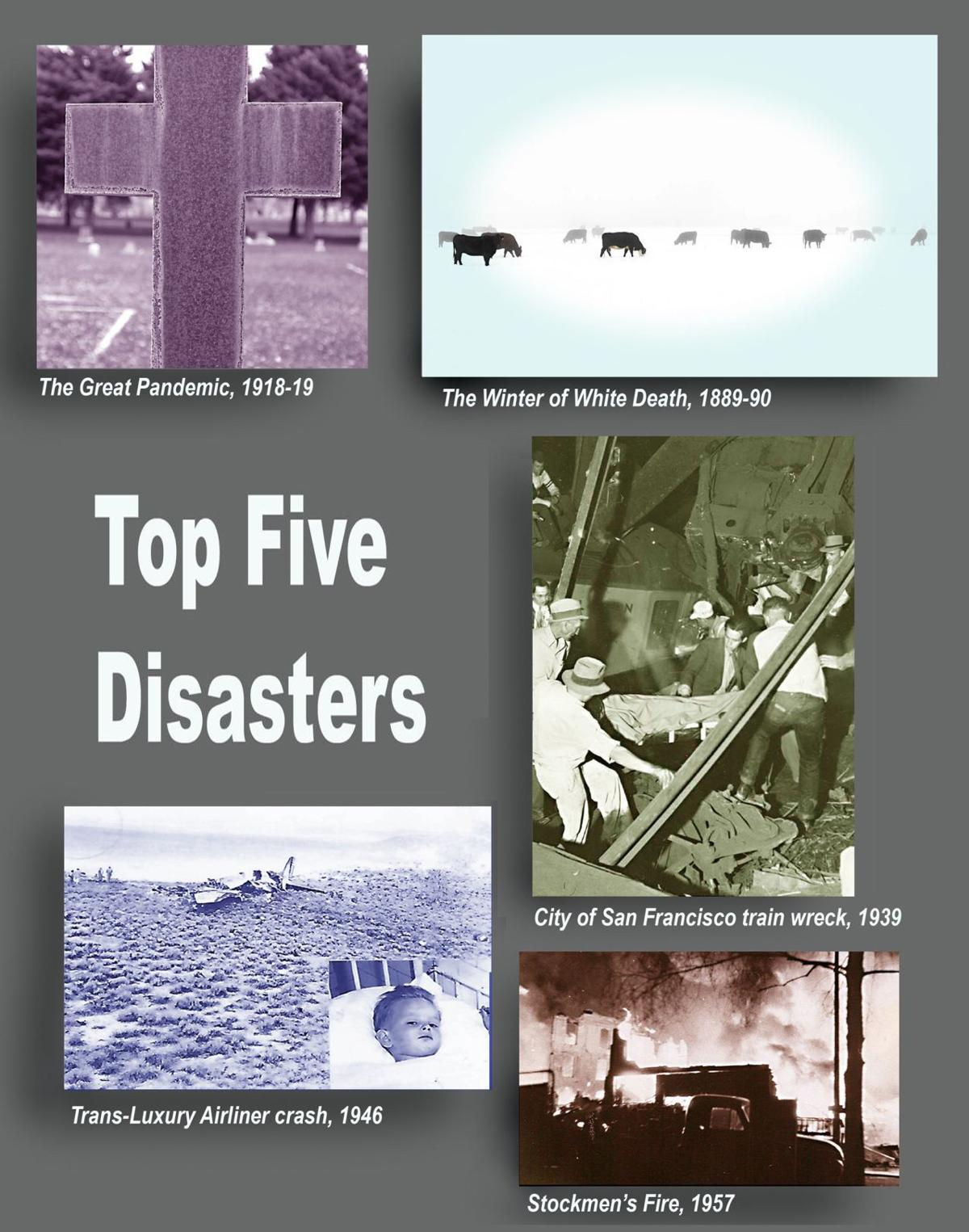 Top Five Disasters