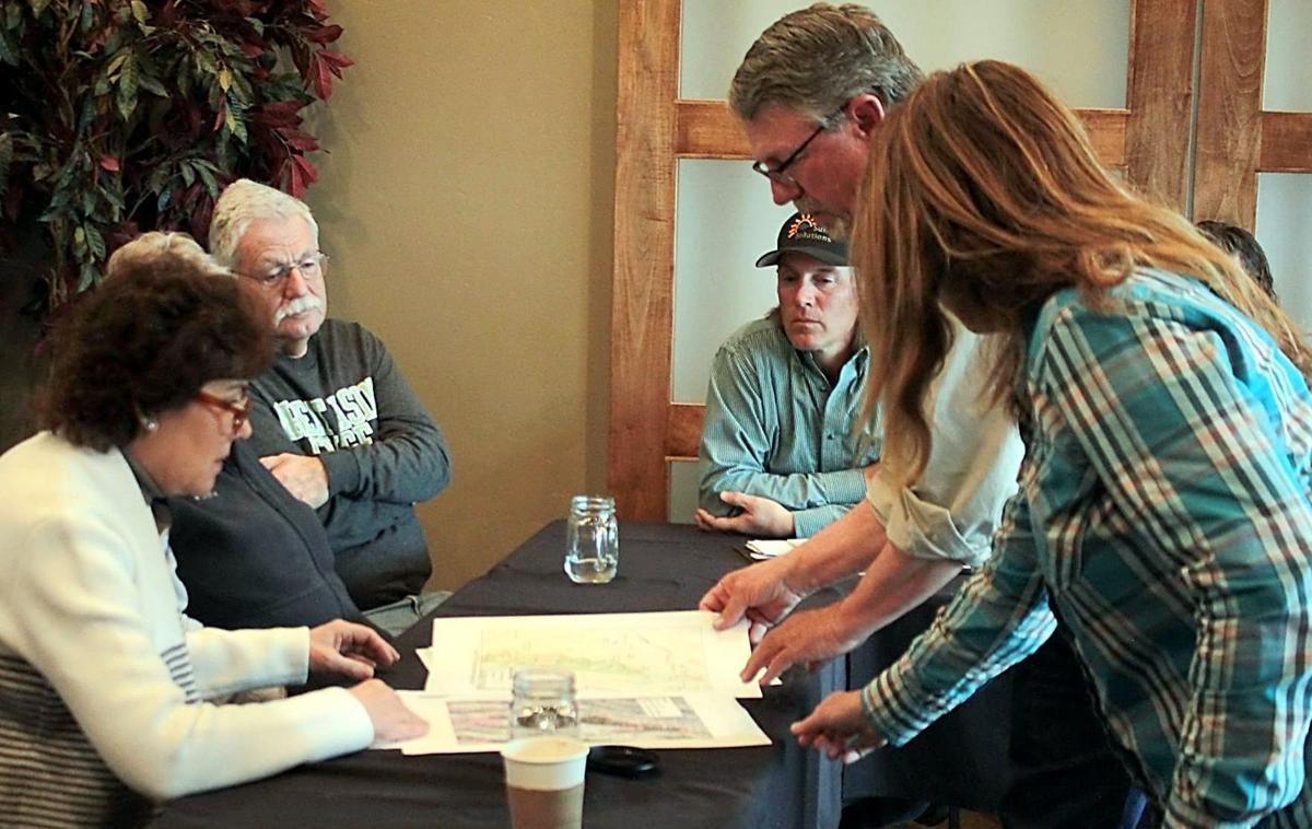 Sen. Jacky Rosen and Ruby Mountain advocates