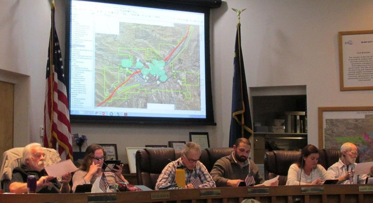 Planning Commission Reviews the Marijuana Zoning Amendment