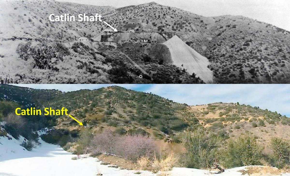 Catlin Shaft - two views (Full)