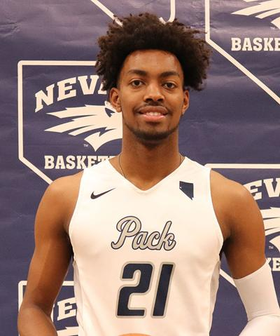 more photos 7721f 309cf McDonalds All-American Jordan Brown signs with Nevada, Wolf ...