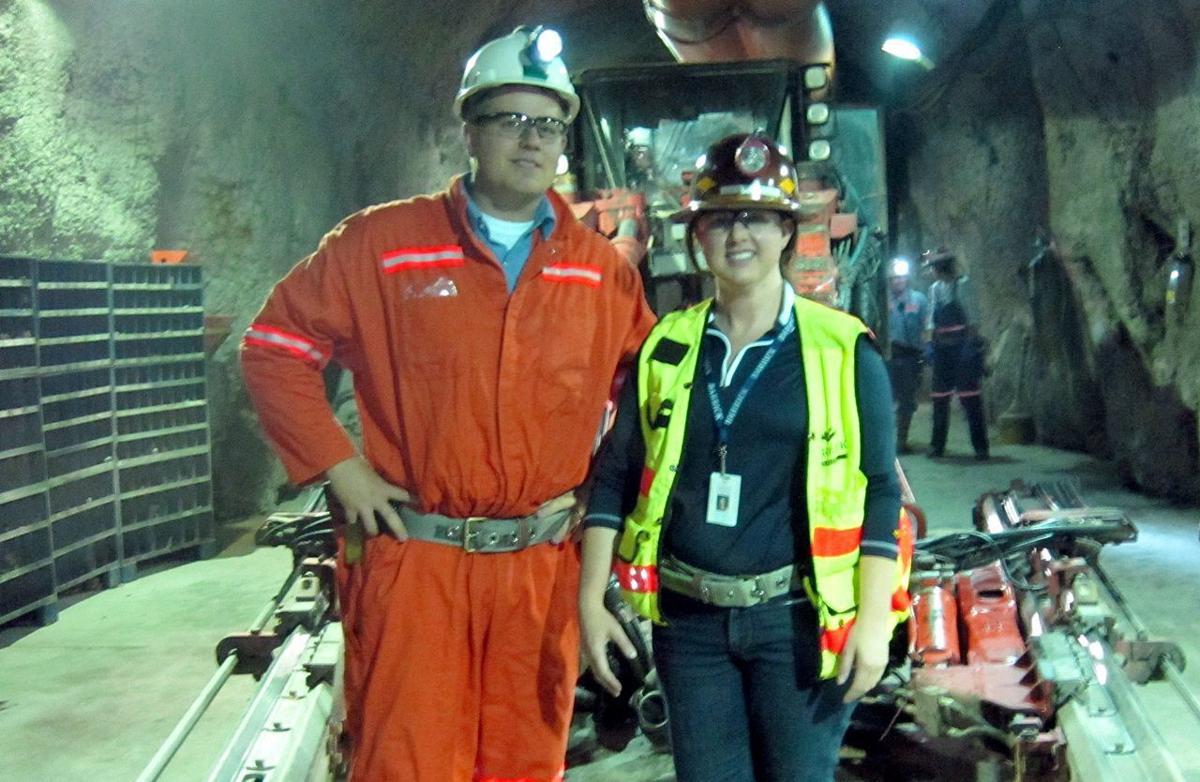 Leslie Maple underground