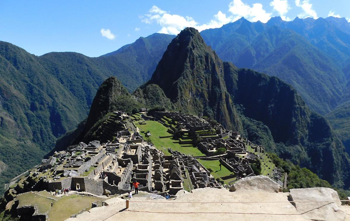 """To eat """"cuy,"""" or not to eat """"cuy,"""" that is the question.  Nevadans travel to Peru"""