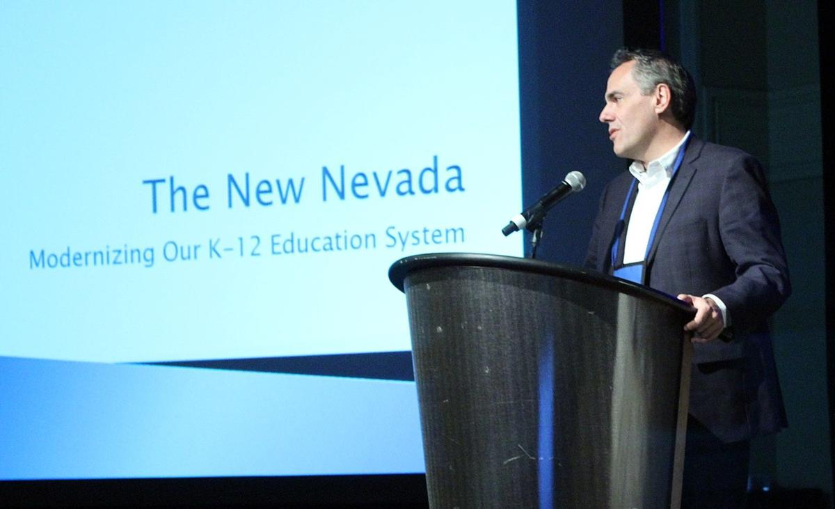 Nevada miners talk education, production costs