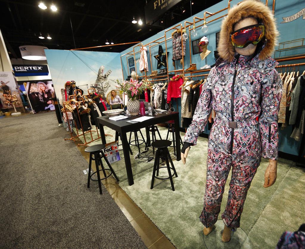 Outdoor Retail Show Sales Slump