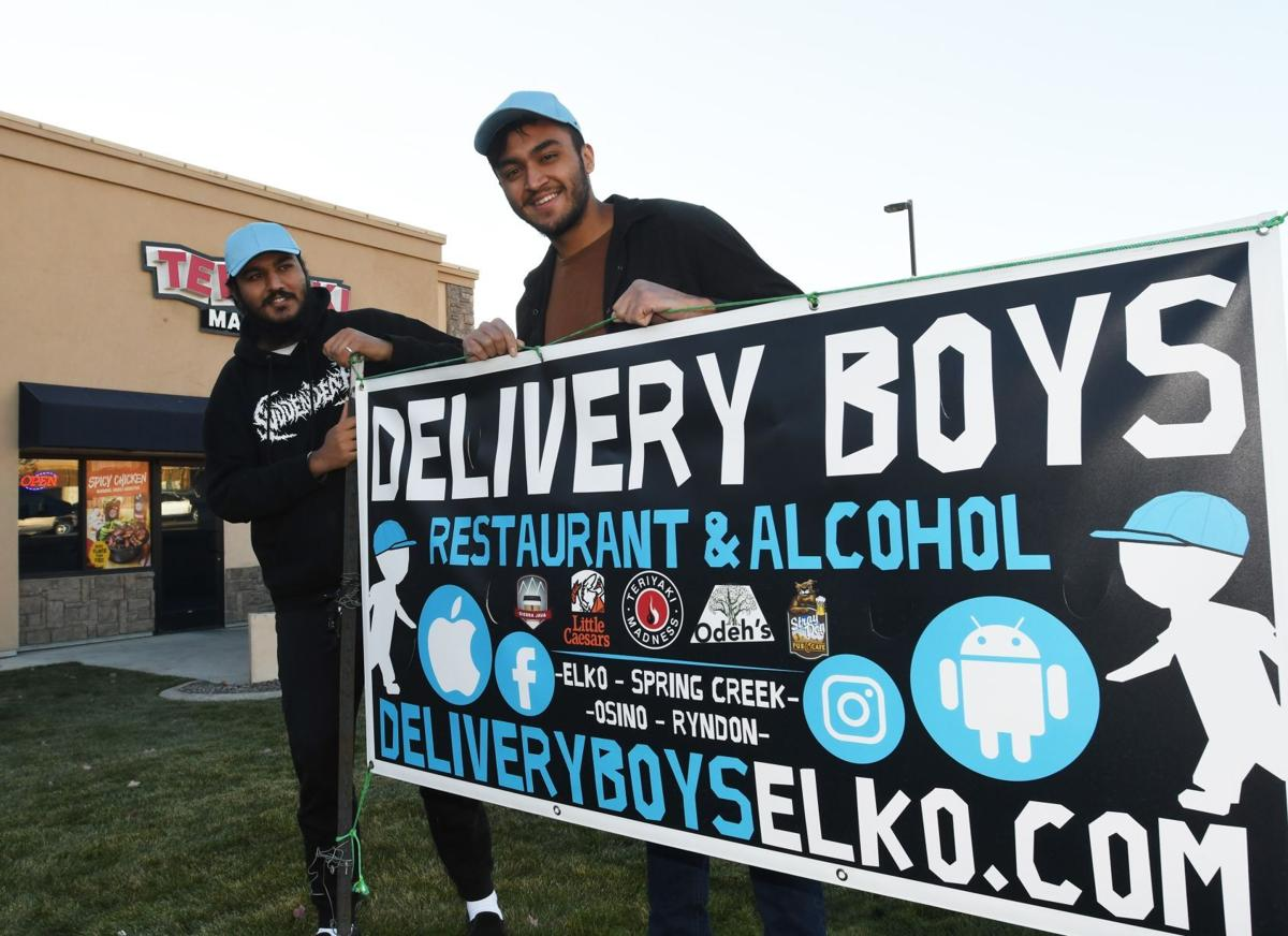 Delivery Boys – A pandemic inspired business